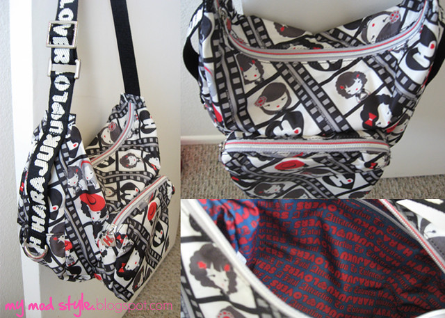 My 1st Harajuku Lovers Purse - May 2011