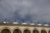 Al Azhar mosque by Khan-El-Khalili market, Cairo