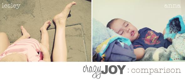 CrazyJoy = Comparison