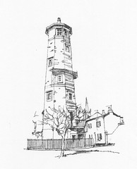 "Old Lighthouse, Harwich - Client Roman River Development • <a style=""font-size:0.8em;"" href=""http://www.flickr.com/photos/64357681@N04/5867117000/"" target=""_blank"">View on Flickr</a>"