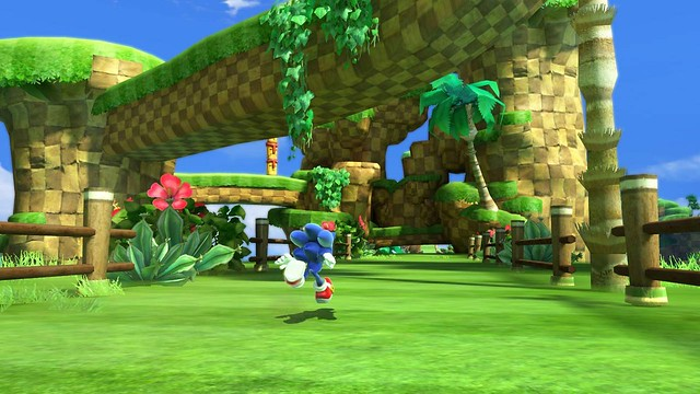 E3 2011 Sonic Generations Hands-On Preview