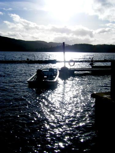 Loch Venachar Jetty