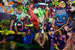 (Matthew J. Oliver) Tags: girls party portrait paris france canon geotagged 50mm performance clubbing exhibit exposition 5d opening february mam 2008 vernissage parisparis canoneos5d gelitin musedartmoderne canonef50mmf12lusm flickr:user=mesmerizingmatt flickr:nsid=49435687n00
