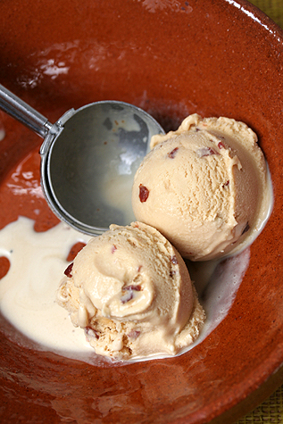 Candied Bacon Ice Cream Recipe