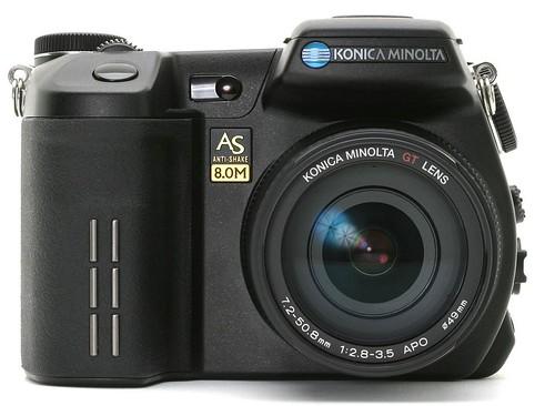 Konica Minolta A2 8MP Digital SLR