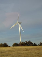Wind Farm In Kansas 07
