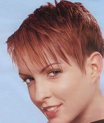 Some of the latest short hairstyles doing the rounds of fashion are the