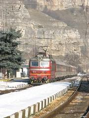 44123 (nik_44096) Tags: electric locomotive plzen skoda  bdz   68e