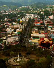 The Heart of Cebu City (Storm Crypt) Tags: building circle hotel highway boulevard philippines structures aerial capitol cebu government sugbo rotunda citycenter visayas cebuano wowphilippines cebusugbo centralvisayas region7 philippineislescom