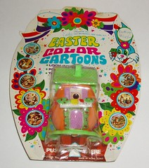 Easter Color Cartoons toy