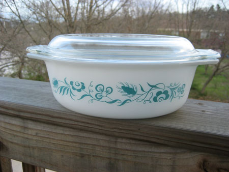 Pyrex Promotional Meadow
