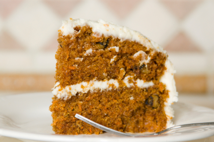 Ginger-Orange Carrot Cake Recipe
