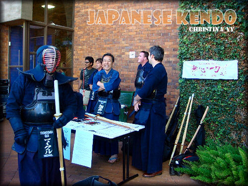 USQ Harmony Day 2008: Japanese Kendo