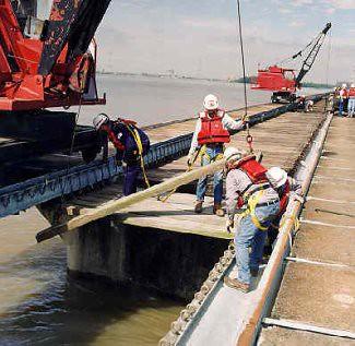 Bonne Carre Spillway Mechanisms