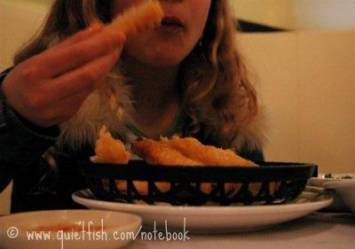 Emma likes fried