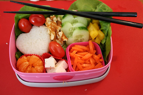 My first Bento! 14.04.2008 #1