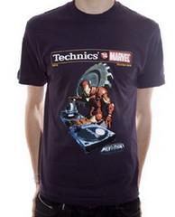 Фото 1 - Technics Vs. Marvel: Каждый в выигрыше