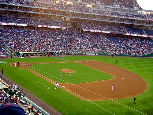 Nationals Game 4/24 by sinksanctity.