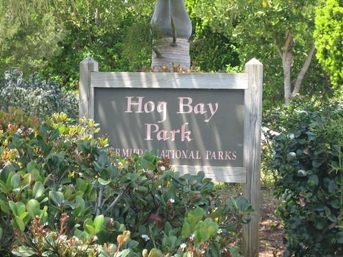 Hog Bay Park Bermuda