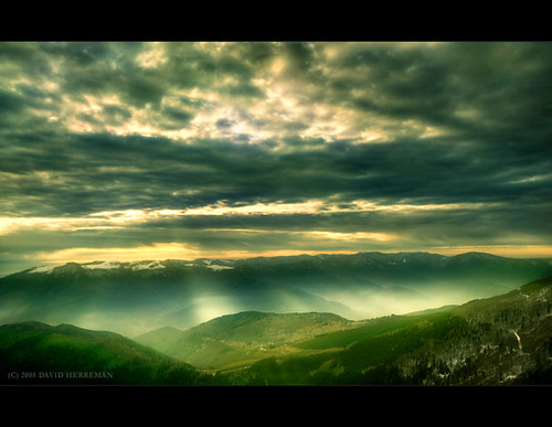 Vosges in France by DavidHR.