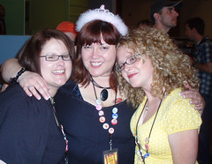 Me, Hilly of Snackiepoo and Miss Britt