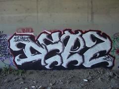 DEIZ (WMC FEDK) Tags: beach train graffiti la los long angeles character wmc tracks wm longbeach em cee dub lbc traks deiz