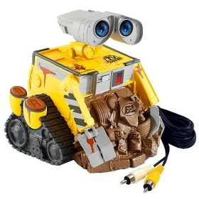 wall-e interactive robot