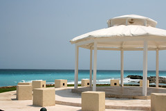Gazebo (JillWillRun) Tags: vacation mexico cancun dreamsresortandspa