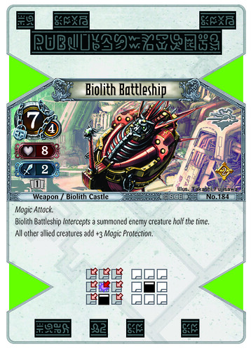 Biolith Battleship