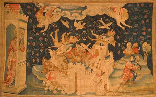 10 - la caida de Babilonia- El apocalipsis- Edad Media