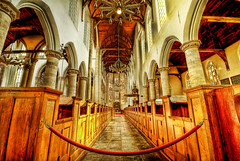 Oude Kerk (Esther Seijmonsbergen) Tags: holland church photography vanishingpoint nikon exposure mosaic wide perspective thenetherlands sigma wideangle delft esther d200 hdr oudekerk sigma1020mm nikond200 digitl goodredroad estherseijmonsbergen wwwdigitalexposurephotographycom