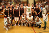 Green Bay Packers Basketball team, Green Machine with the Madison Jaycees, team picture