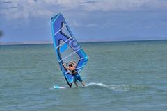 Sailing (jmven) Tags: beach canon island rebel venezuela playa el sail margarita isla windsurf yaque mosquera xti abigfave goldstaraward