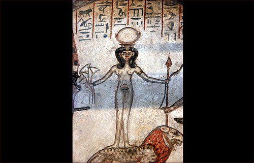2008_0610_162138AA Egyptian Museum, Turin por Hans Ollermann.