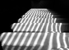 shadowplay1 (taryntella2) Tags: light shadow bw abstract repetition photofaceoffwinner pfogold thepinnaclehof tphofweek5