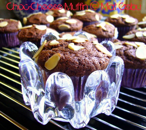 Choc-Cheese Muffin