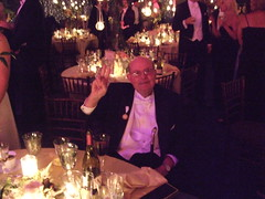 Papa John Hardcastle at the Swan Ball