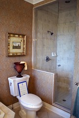 Model Home 3, Master Bedroom Bathroom  1/3 (Jim U) Tags: interior modelhome stouffville sony100 minolta20mm28 mattamyhomes