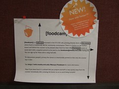 rules for foodcam (alist) Tags: mit alist cambridgema medialab 02139 alicerobison ajrobison foodcam