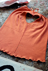 tank top tote bag in progress