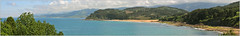 costa oriental de asturias desde Lastres (R.Duran) Tags: panorama espaa costa coast spain nikon europa europe asturias photomerge espagne lastres d300 asturies tamron1750mmf28 espnaha