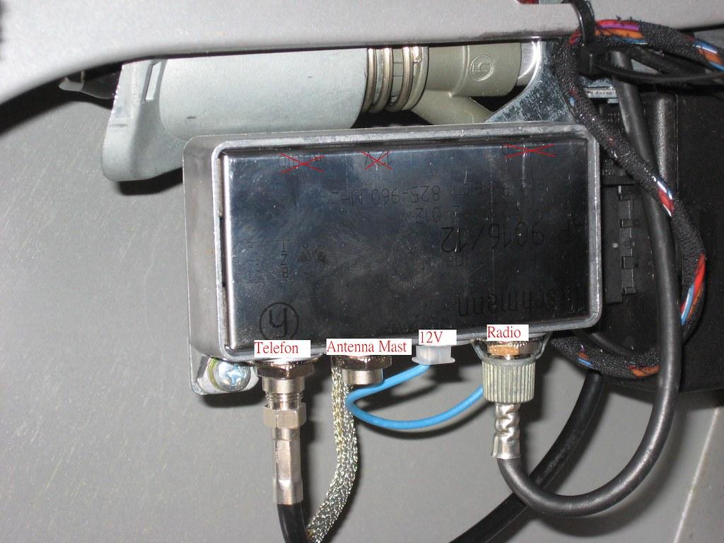 Miko\'s Blogs: Hirschmann Auto Antenna Replacement