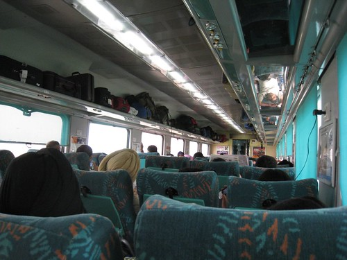 Express train to Delhi