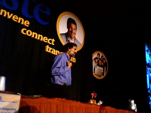 Dr. Mitch Resnik at NECC 2008