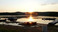 Sunset (outsides4me) Tags: lake purdy