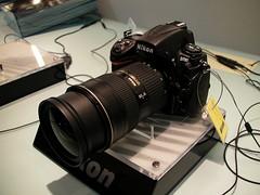Nikon D700 at Nikon Plaza Shinjuku, Tokyo, Japan (digitalbear) Tags: test japan tokyo photo still nikon afs xacti 2470mm f28g d700 nikonplaza dmxhd1010