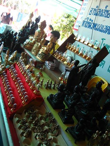Stall at Big Buddha of Phuket
