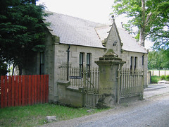 Auchinleck House Lodge