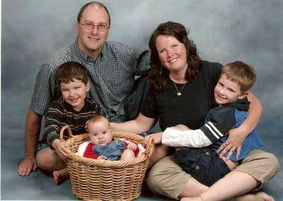 Family Portrait, June 2008