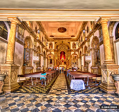 Igreja Madre de Deus - Recife / PE (Omar Junior) Tags: panorama church vertical de geotagged iglesia chiesa igreja panoramica recife pe mapping glise tone hdr pernambuco madre deus mapped ekklesia defish igrejamadrededeus  vertorama eclsia geo:lat=8064238 geo:lon=34873749